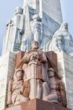 里加自由纪念碑02 库存图片