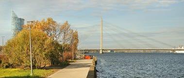 里加,拉脱维亚 免版税图库摄影