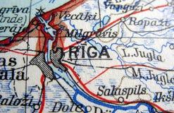 里加 免版税库存图片