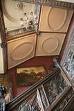里士满公爵房子内部显示, 免版税库存图片
