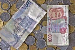 里拉琴 免版税图库摄影