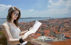 里斯本。里斯本。葡萄牙。 免版税库存照片