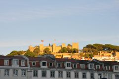 里斯本区,葡萄牙 库存图片