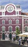 里斯本特林达迪剧院 免版税库存照片