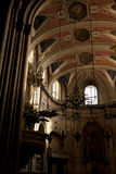 里斯本的大教堂 免版税库存照片