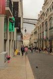 里斯本的街道 免版税图库摄影