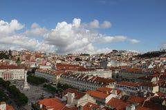 里斯本葡萄牙市旅行 库存照片