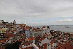 里斯本葡萄牙市旅行 免版税库存图片