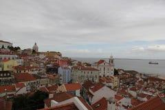 里斯本葡萄牙市旅行 图库摄影