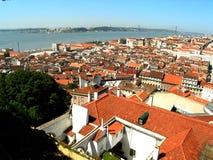里斯本葡萄牙 库存照片