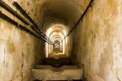 里斯本,葡萄牙:à  guas里弗(自由水)渡槽的子宫 免版税图库摄影