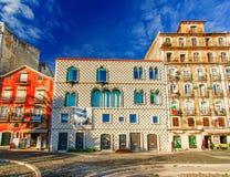 里斯本,葡萄牙- 2012年10月12日:若热・亚马多100年exhib 库存照片