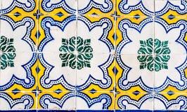 里斯本,葡萄牙- 2016年1月19日-细节传统 免版税库存照片