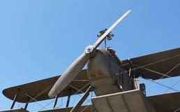 里斯本,葡萄牙- 6月14 :对第一班飞行的纪念碑 免版税图库摄影