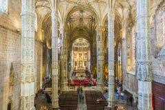 教会圣塔玛丽亚在贝拉母, 免版税库存照片