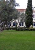 里斯本Jeronimos修道院,贝拉母,里斯本 库存照片