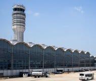 里根国家机场 免版税库存照片
