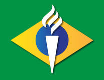 里约奥林匹克 免版税库存照片