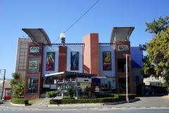 里约戏院在利马索尔 库存照片