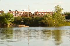 里约Olimar公园 免版税库存图片