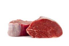 里脊肉牛排   库存图片