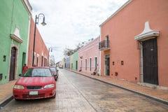 巴里阿多里德,墨西哥居民  库存图片