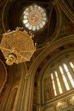 里面在蒂米什瓦拉正统大教堂1里 图库摄影