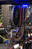 里面塔计算机 库存图片