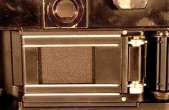 里面照相机 免版税库存图片