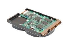 里面硬盘驱动器 免版税图库摄影