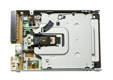 里面磁盘驱动器磁盘 免版税库存照片