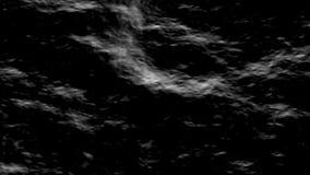 里面超生波检查法英尺长度  E 库存例证