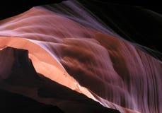 里面14只羚羊峡谷 免版税库存图片