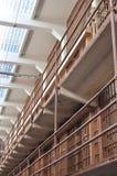 里面alcatraz 库存图片