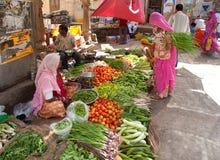 里面Jaisalmer堡垒 免版税库存图片