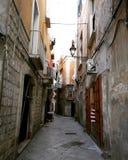 巴里,意大利 免版税库存照片