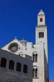 巴里, cathedrale圣Sabino 免版税库存图片