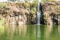 里贝朗普雷图市公园,亦称博士 雷斯卡洛斯Raya 免版税图库摄影
