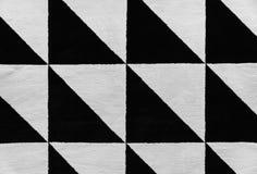 重复有长方形的几何瓦片 地毯 免版税库存图片