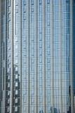 重庆出版社的玻璃门面 库存图片