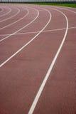 重庆奥林匹克体育中心跑道 免版税图库摄影