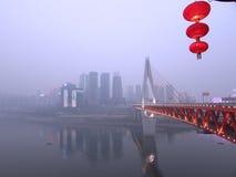 重庆桥梁 库存照片