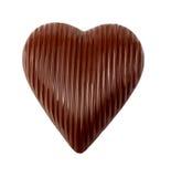 重点巧克力 免版税库存照片