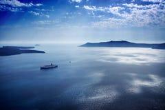重点海洋 免版税库存照片