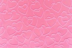 重点粉红色 免版税图库摄影