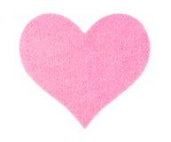 重点粉红色 库存图片
