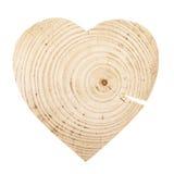 重点自然没有漆木 免版税库存照片