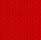 重点仿造红色无缝 库存图片