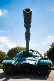 重的坦克T-10, IS-8 免版税图库摄影