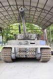 重的德国坦克T-VI H 库存照片